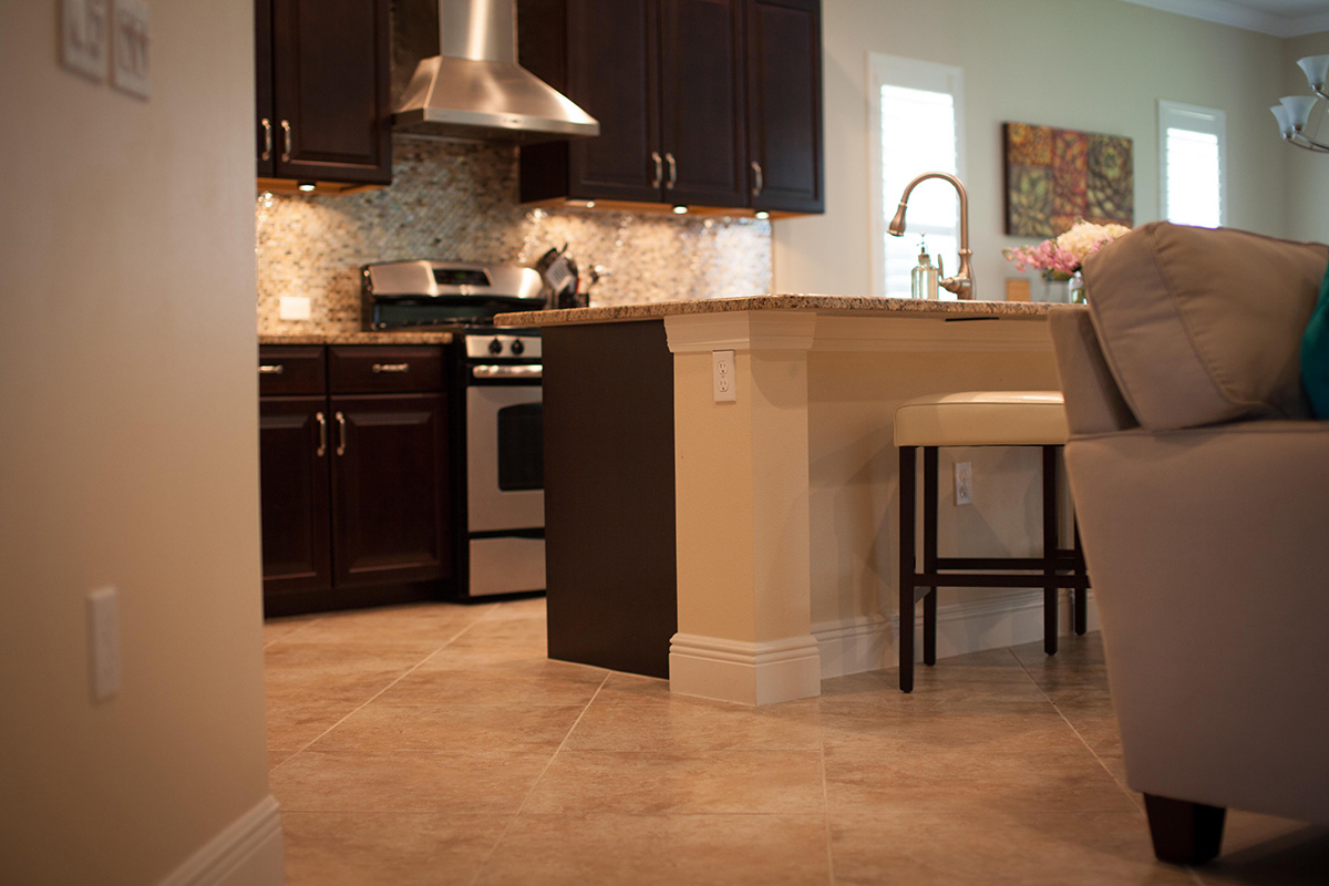 how to clean grout sealer off tile